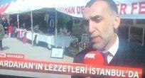 Ardahan Haberler.. ARDAFED Ardahan'ı Bir Kez Daha İstanbul'a Taşıdı!