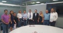 ARDAFED'DEN HÜRRİYET GAZETESİNE ZİYARET.. ATV/Sabah ve İYİ Parti İstanbul İl Başkanını da Ziyaret Edilecek..