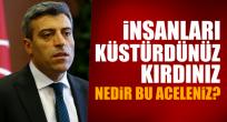 CHP'li Vekil Aday Belirlemeyi Eleştirdi..