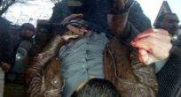 KÖYLÜLER ŞEHER DE KAVGA ETTİ!.. Bir kişi bıçaklandı..