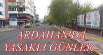 Soğuklar Ardahan'da Yasak Dinlemedi!..
