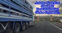 ARDAHAN KİMSE GİREMEZ KENTİ OLMAMALI!..