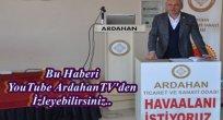 Baro Başkanı Av: Osman Yıldız: Ardahan Barosu Avukatlardan Ayrı Düşünmüyor..
