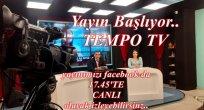 Gazeteci, Yıldız EN TV'de.
