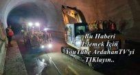 ULGAR TÜNELİNE YENİDEN BAŞLANACAK 8 !..