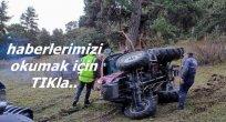 PARA GİBİ SU TOPLAYAN OTOBAN TAKLA ATTIRIYOR!