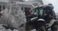 Ardahan'a Bir Yıllık Kar 1 Gece'de Yağdı!..
