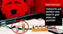 Ardahan'da Hitlerin Silahı  Ele Geçirildi..