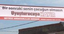 Ardahanlılar 'Uyuşturucuya Hayır' Diyecekler..