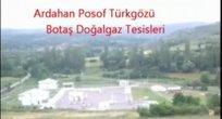 ARDAHANVE GÖLE'DEN SONRA POSOF'TA DOĞALGAZ'A KAVUŞUYOR!..