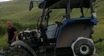 Damal'da Traktör Kazası!