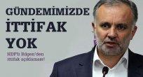 HDP İl Başkanı: Kimse Erkenden Gelin/Güveyi Olmasın!
