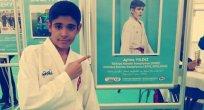 Hoçvanlı Minik Karateci'nin Büyük Başarısı..