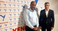 Öztürk Yılmaz İle Görüşen Genç Parti Ardahan Başkanı İstifa Etti..