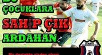 Serhat Spor 23 Eylül'de Ardahan'da Iğdır'ı, İstanbul'da Ardahanlıları Ağırlayacak..