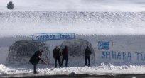 Ulgar Tüneli'nin Unutulduğu Bir Zaman da Sahara'ya Kardan Tünel Yaptılar..
