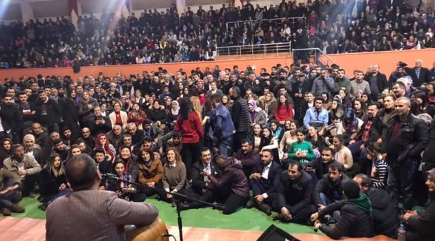 Türkücüler Ardahan'da Buluştu!