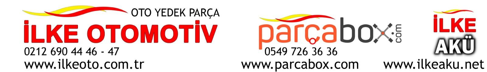 İLKE OTOMOTİV parcabox.com İLKE AKÜ
