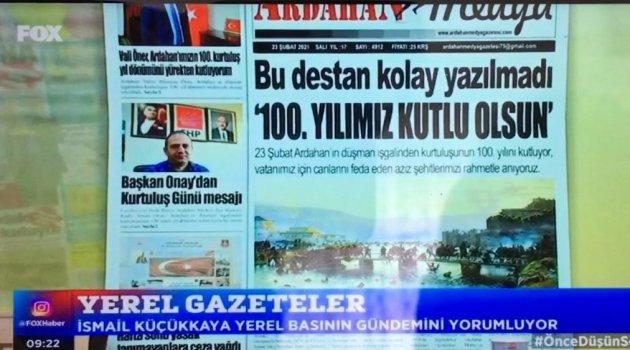 Yerelden Ulusala Ardahan'ı Yine Onlar Tanıttı!..